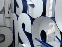Big Letters Light