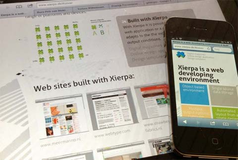 xierpa.dk web site